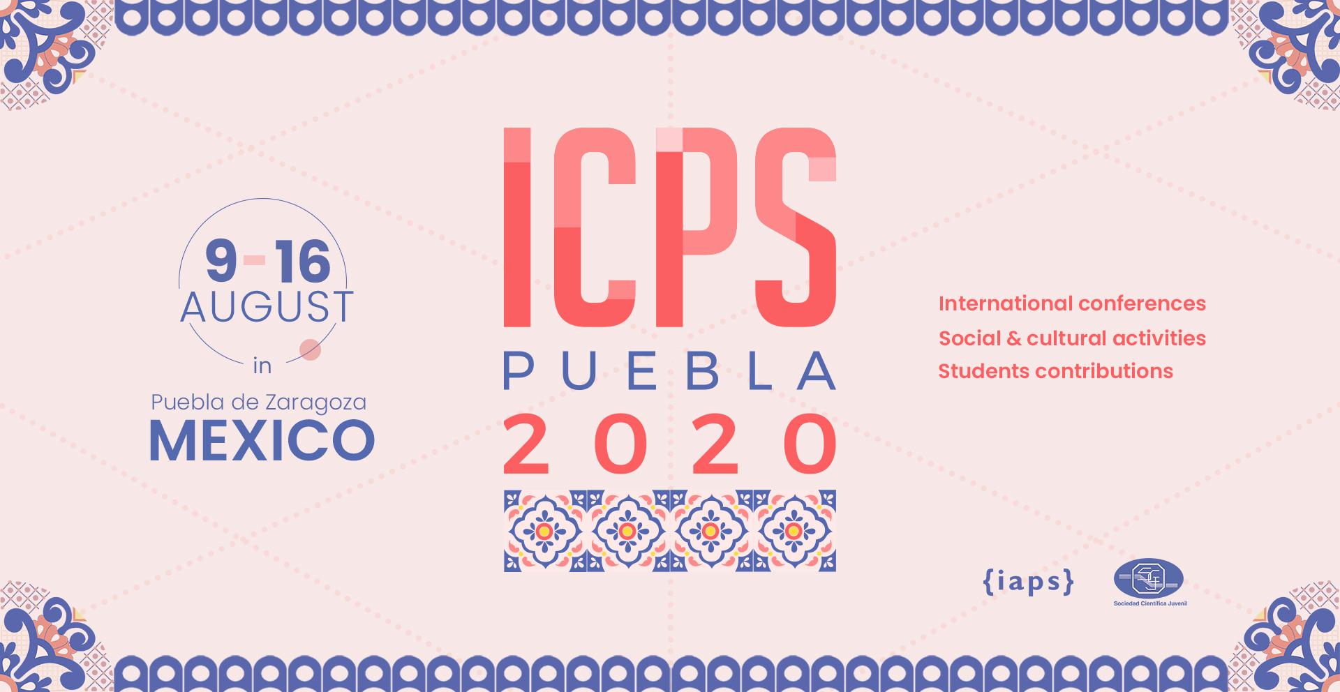 ICPS 2020